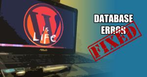 Fixed: Weird Database Error After Website Migration